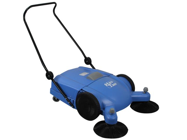 Ht 212 Cb 212 Manual Sweeper Scrubber Guangzhou Haotian